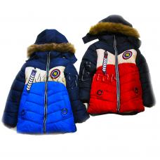 Детская куртка 08-042м-01