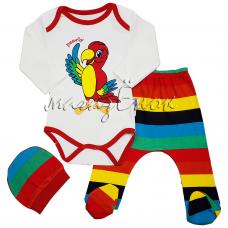Комплект для новорожденных (3 предмета) 05-036-900