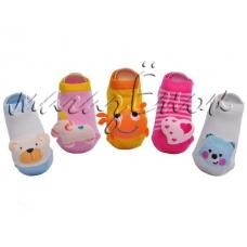 Носочки с игрушкой 06-032-039
