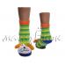 Носочки с погремушкой 06-033-040