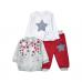 Комплект для новорожденных (3 предмета) 12-903д-04