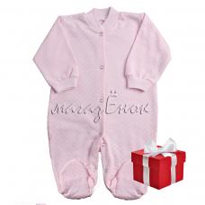 Комбинезон для новорожденных 04-027-001