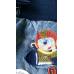 Джинсы утеплённые 04-024-036